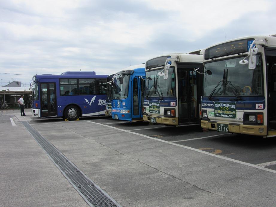 京王バス東・調布営業所