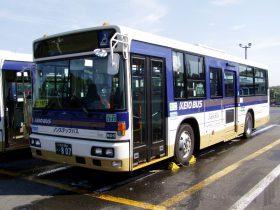 路線バス(ノンステップバス)