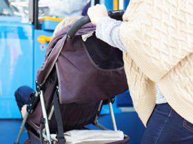 ベビーカーは畳まずにバスに乗ってOK
