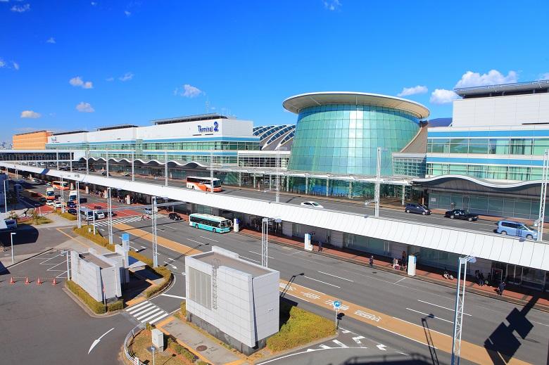 羽田空港から貸切送迎バスを利用