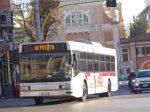 ストライキはローマ市バスの名物