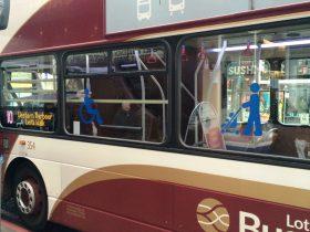 エディンバラの主力バス「ロジアンバス」