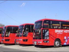 オリエント観光バス