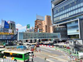 渋谷駅バス乗り場