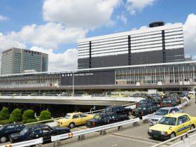 新大阪駅バス乗り場