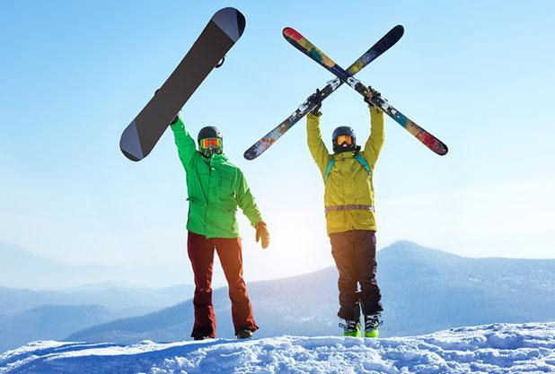 スキースノボ