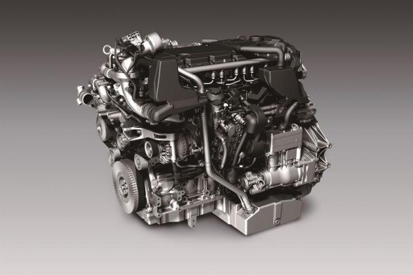直列6気筒7.7リットル「6S10」型エンジン