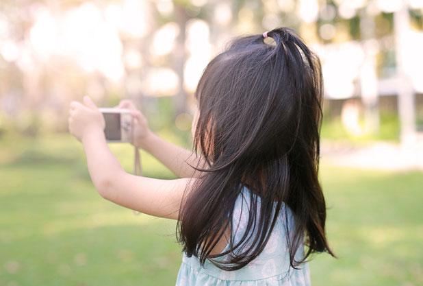 写真の撮り方を子供にアドバイス!