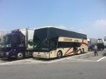 東京ヤサカ観光の2階建てバス