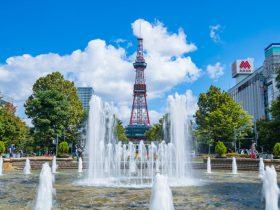 さっぽろテレビ塔(大通公園)