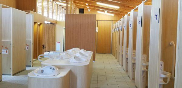 道の駅「いちかわ」女子トイレ個室数No.1
