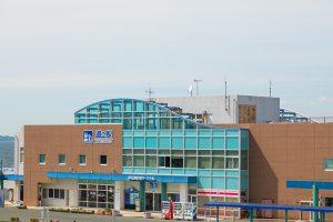 道の駅「伊良湖クリスタルポルト」
