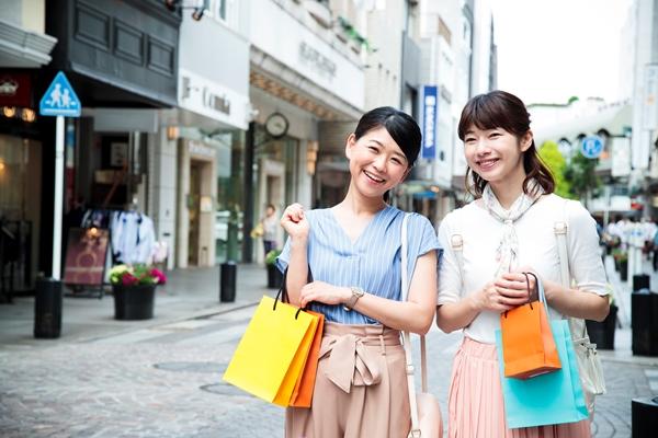 横浜・元町ショッピングストリート