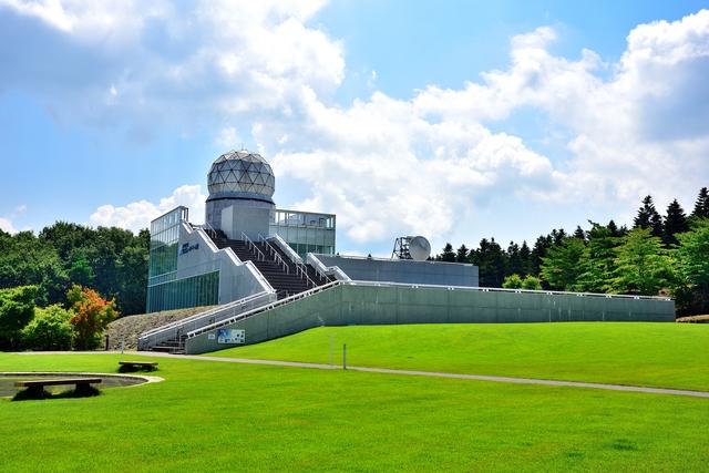 道の駅 富士吉田(富士山レーダードーム館)