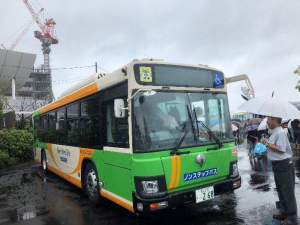 都営バスの路線バス