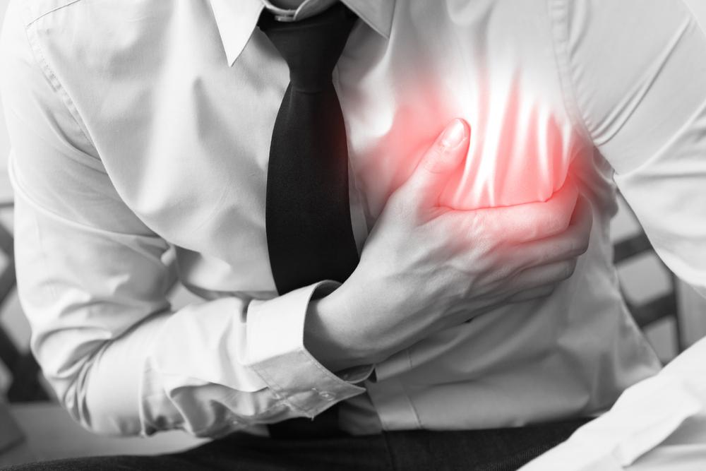 健康起因事故が増加傾向