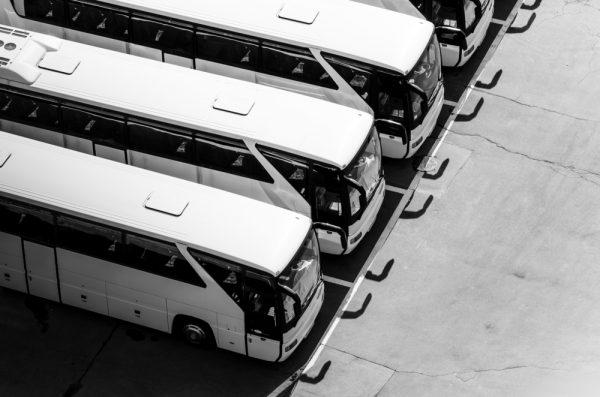 送迎バスの駐車場情報