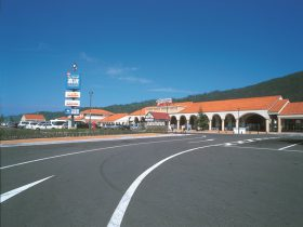 道の駅「シーサイド高浜」