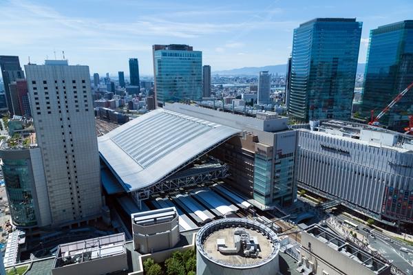 JR大阪駅・大阪ステーションシティ