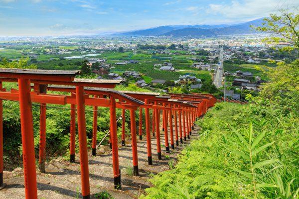浮羽神社(C)福岡県観光連盟