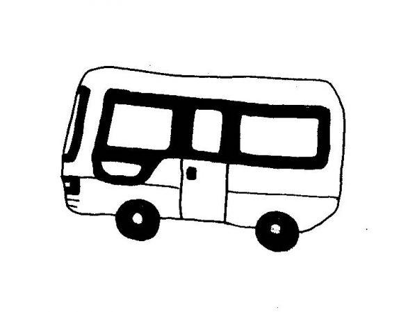 レンタカー会社からバスだけレンタルする