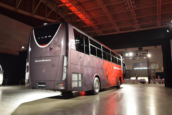 大型観光バスに標準装備されているバスコネクト