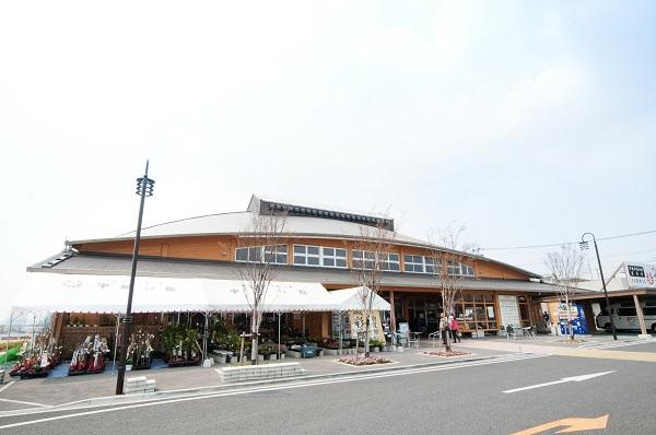 道の駅「うき」