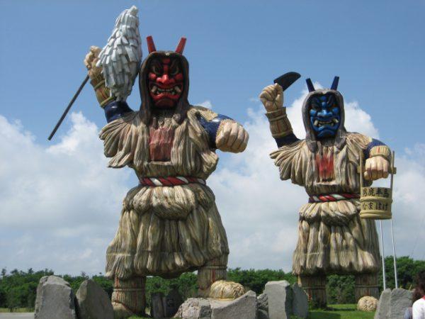 来訪神としてユネスコ無形文化遺産に登録されたなまはげ
