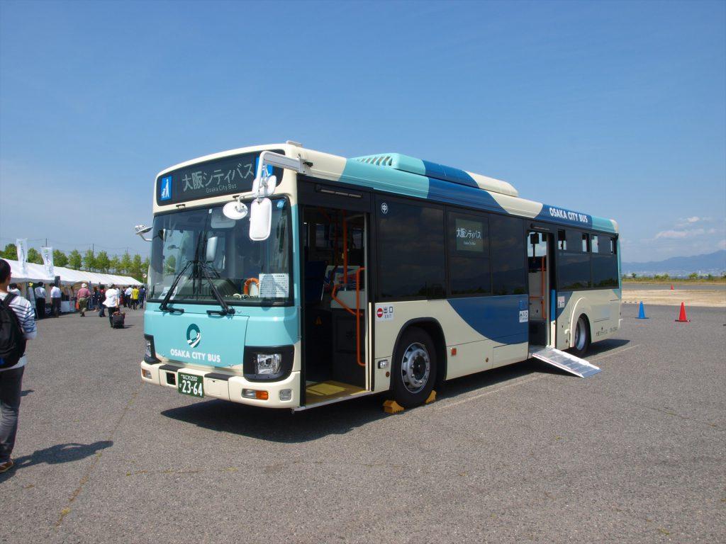 大型路線バス・いすゞエルガ
