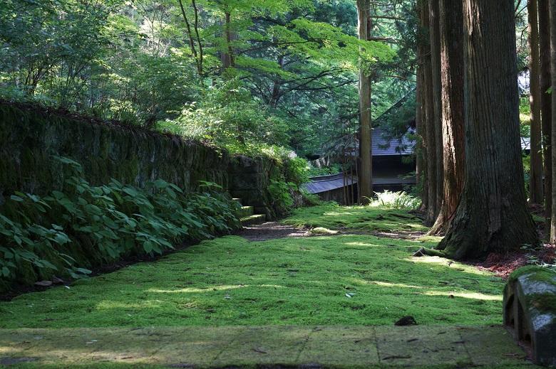 駒ヶ根・光前寺