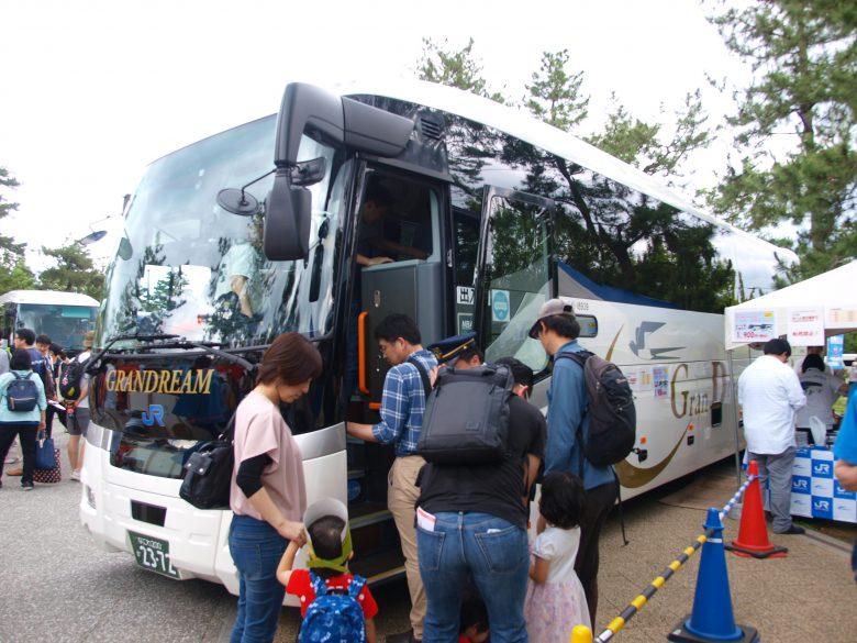 西日本ジェイアールバス・高速バス