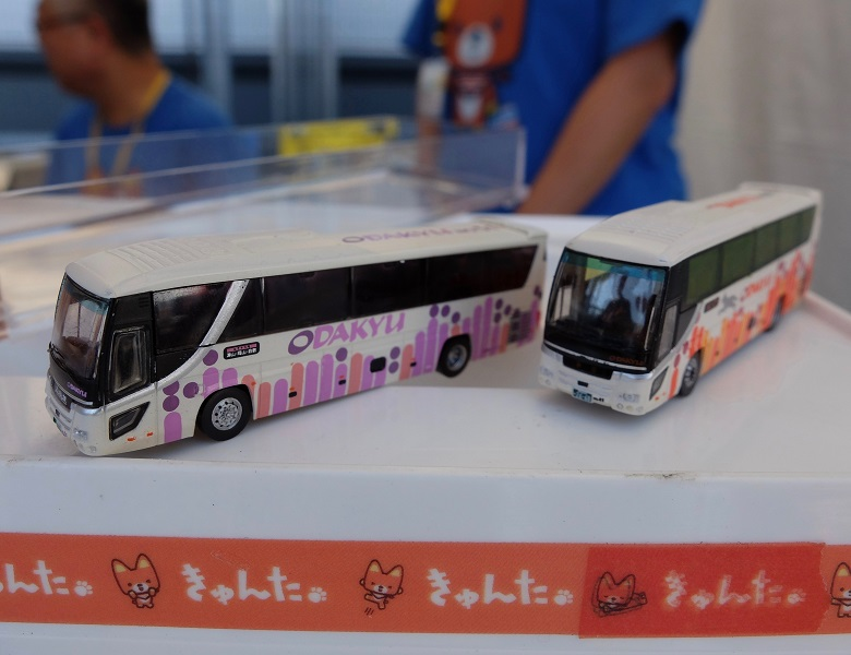 小田急バスコレクション