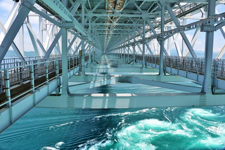 鳴門海峡大鳴門橋