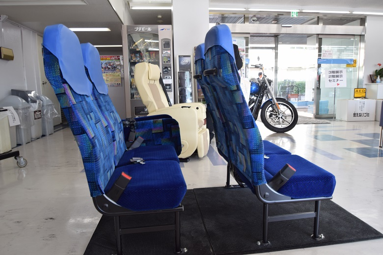天龍工業が開発した薄型シート
