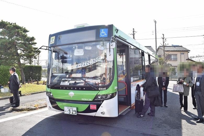 都営バス・フルフラットバス