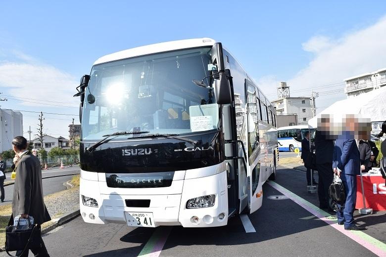 いすゞ自動車・ガーラHD