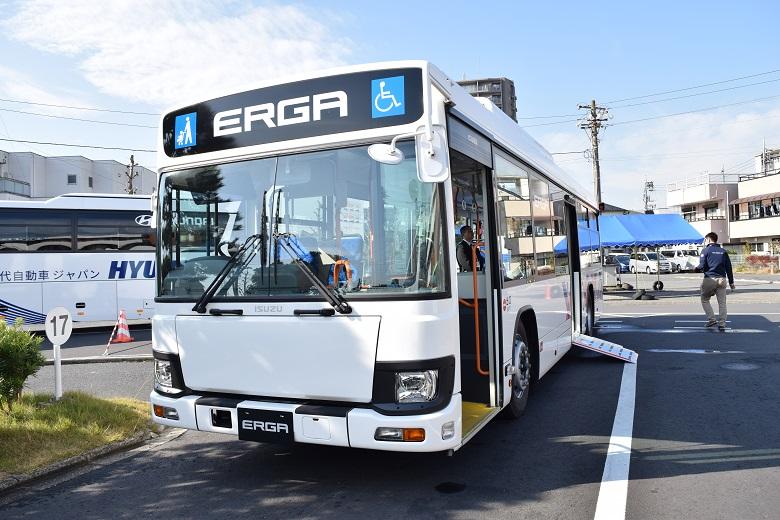 いすゞ自動車・エルガAT車