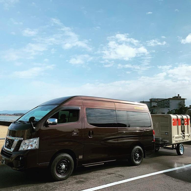 金沢のバス会社「アンバーバス」の紹介