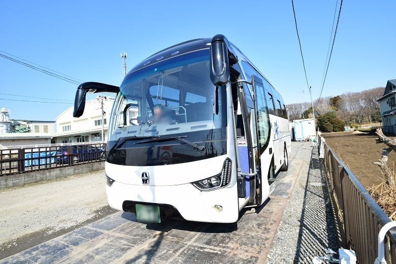 バス窓が導入したプレミアムバス