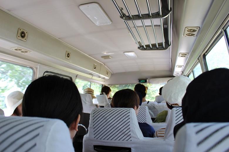 バスをチャーターして楽しい旅を!