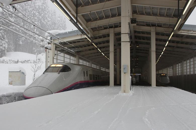 ガーラ湯沢駅