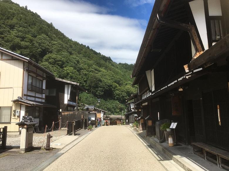 木曽 宿場町