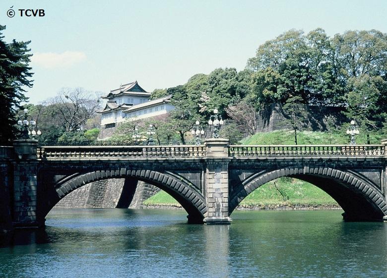 東京観光で行きたい皇居