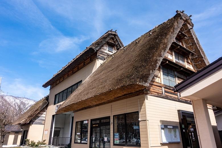 道の駅白川郷