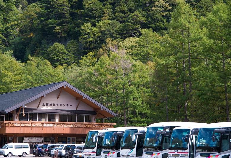 長野へ貸切バス旅行!