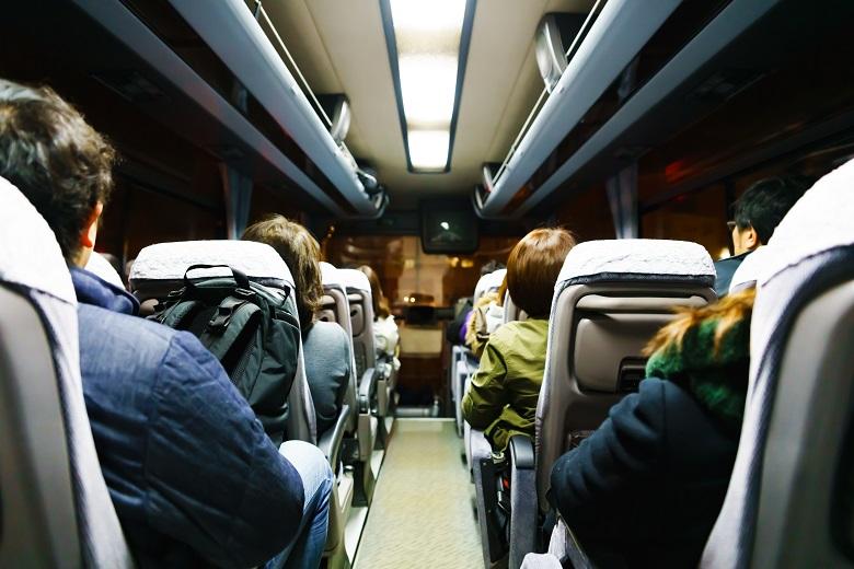 深夜バスは料金高め