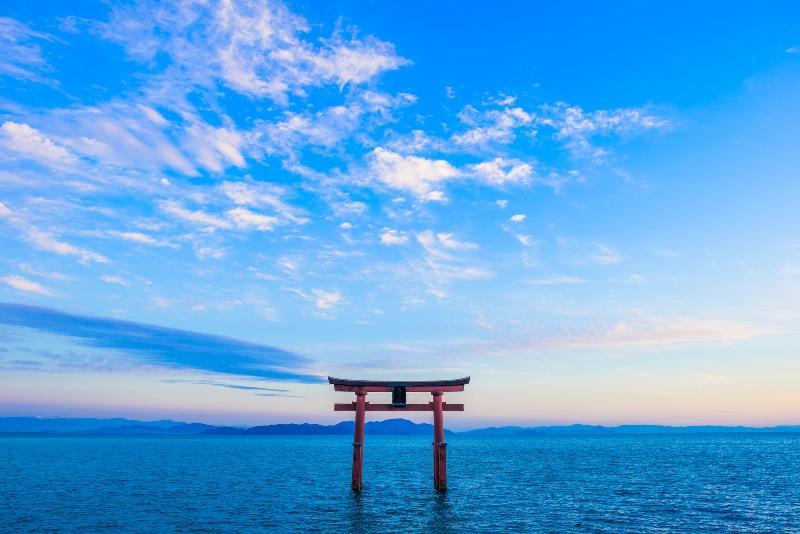 滋賀県琵琶湖