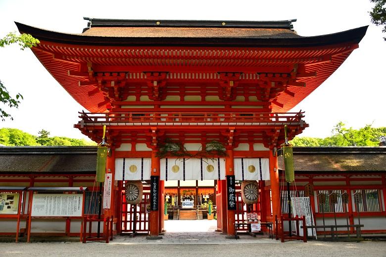 京都の下鴨神社