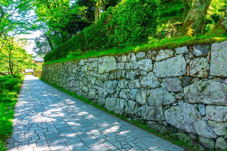 坂本の歴史的風土保存区域
