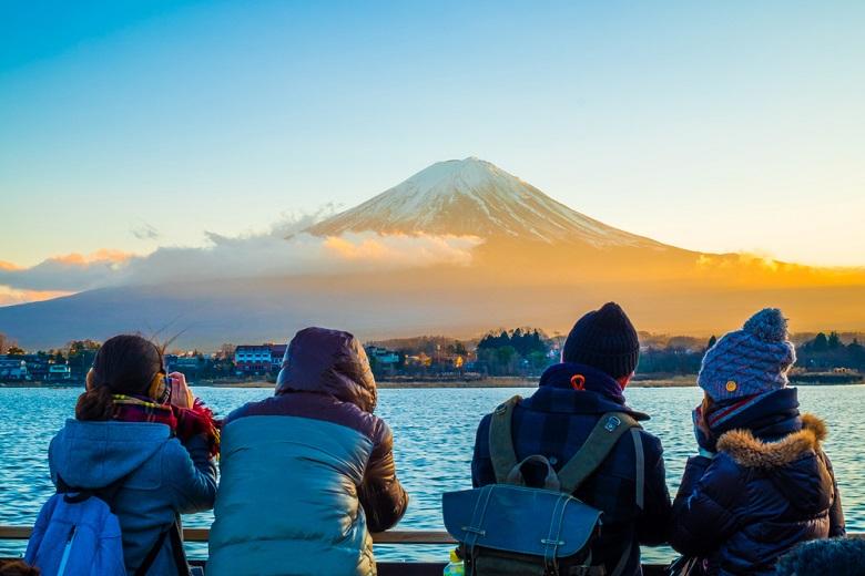 静岡県河口湖